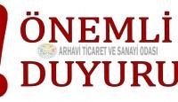 5174 SAYILI KANUN GEREĞİ YAPILACAK İŞLEMLER